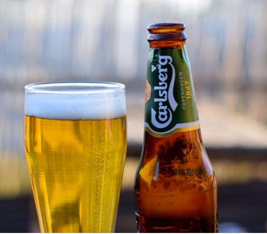 Carlsberg green